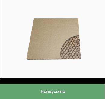 Honey Comb Department Banner