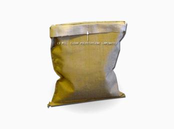 Burlap Laminated Polyethylene