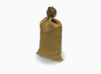 military burlap plain sandbags