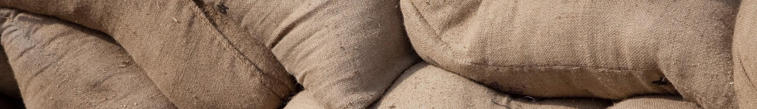 Plain Burlap Sandbags
