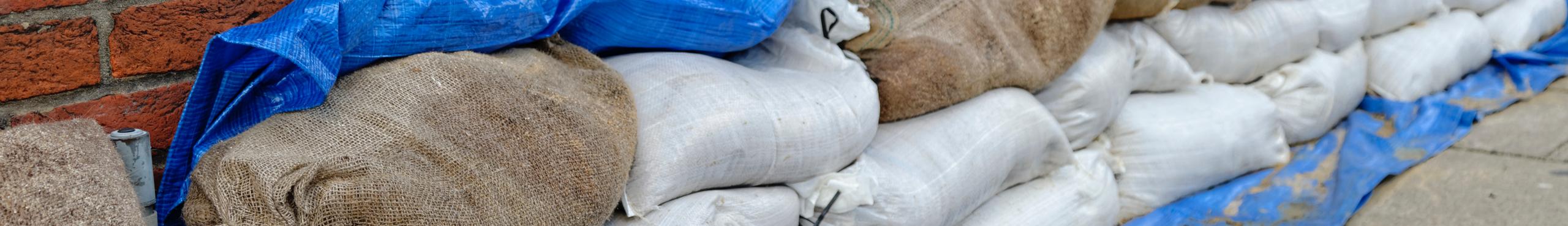 Coated Polypropylene Sandbags