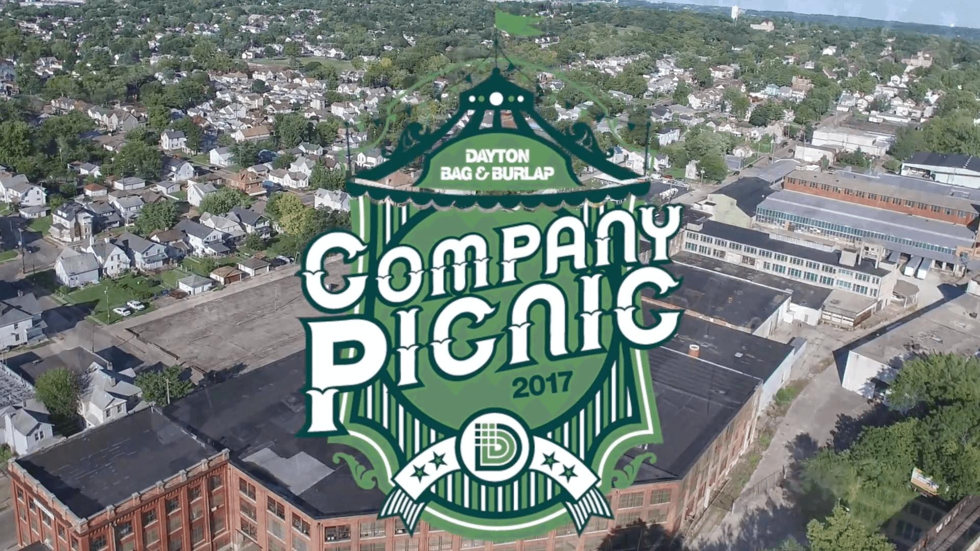 Dayton Bag Burlap Company Picnic 2017
