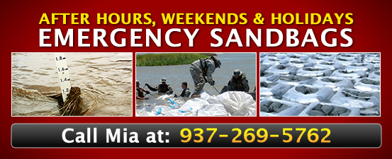 Flooding Sandbags for Emergencies