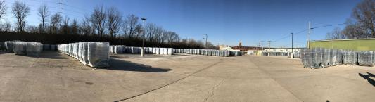 The brand new remodeled Dayton Bag & Burlap Wire Basket Distribution Center stocked and ready to ship.