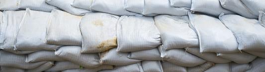 Sandbags for Emergency Flooding