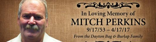 Mitch Perkins In Loving Memory