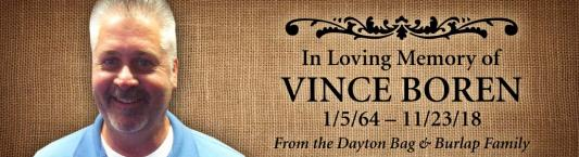 In Loving Memory of Vince Boren