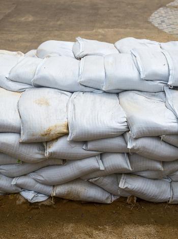 Sandbags for Emergency Flooding