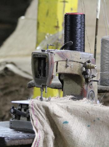 Burlap Manufacturing
