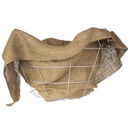 Burlap Basket Liners