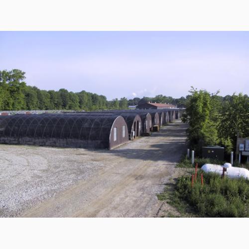 Shade Cloth Greenhouses