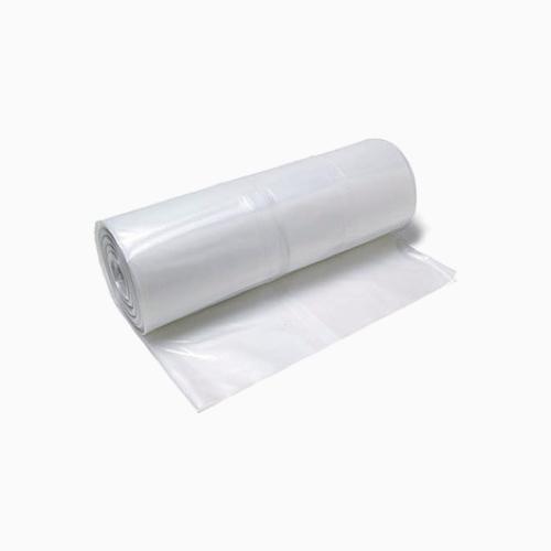 WHITE & CLEAR - HIGH UVI CONSTRUCTION GRADE POLYETHYLENE