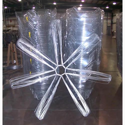 Windmill Basket Wire Form