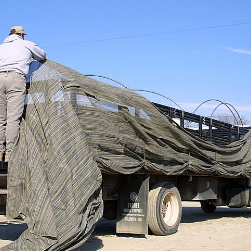 Lightweight Truck Covers