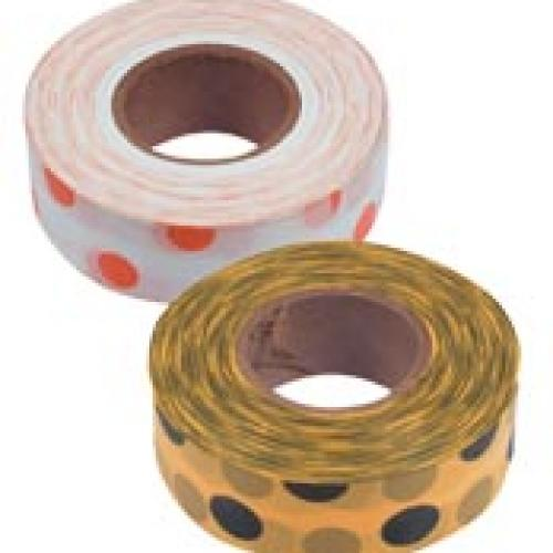 Tagging Tape Polka Dot