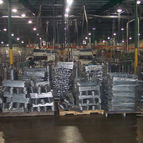 Wire Basket Facility